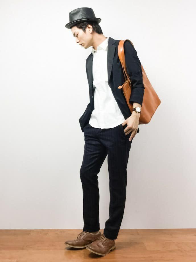 カジュアルな男性のお見合いの服装6