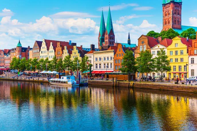 ドイツでおすすめの観光地はリューベック