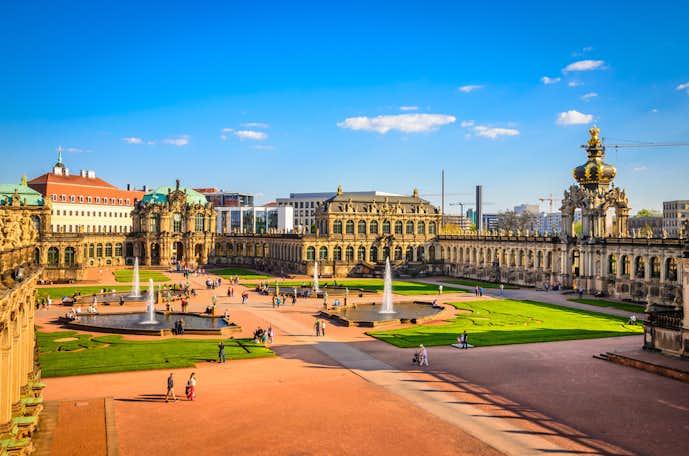 ドイツでおすすめの観光地はドレスデン