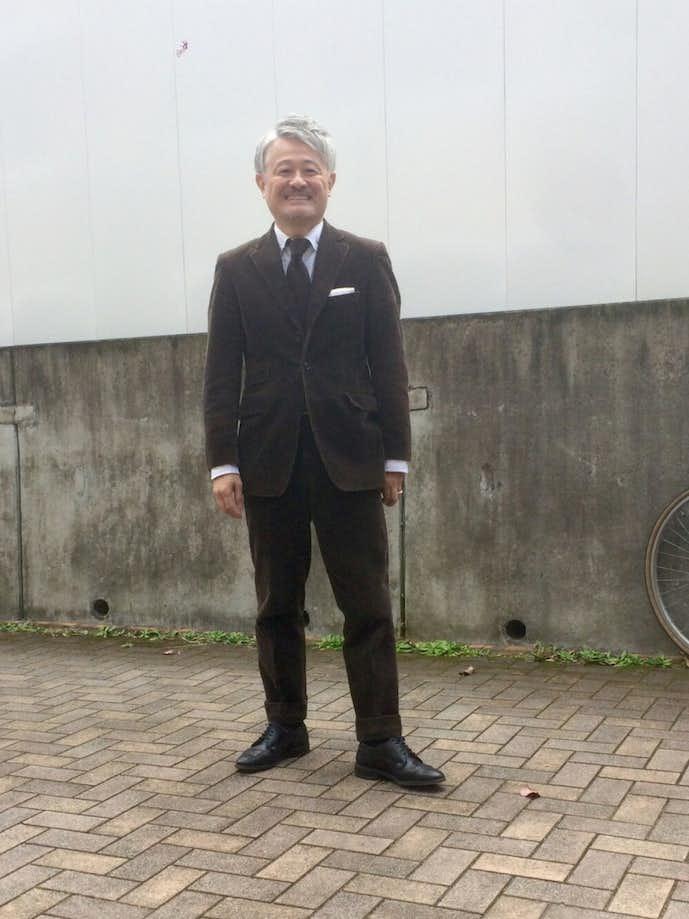 40代男性のお見合いの服装画像4