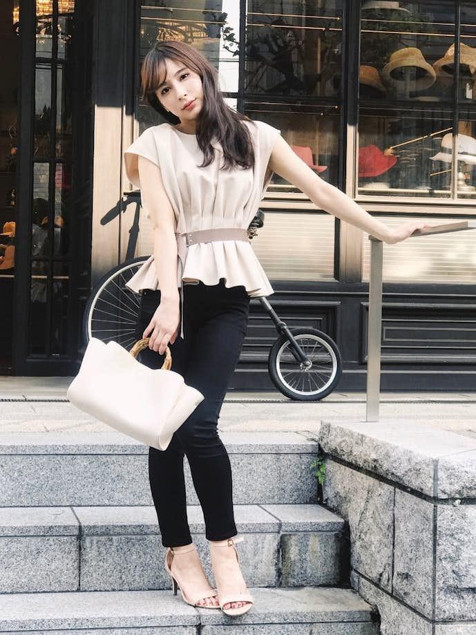 20代女性におすすめのお見合い服装コーデ1