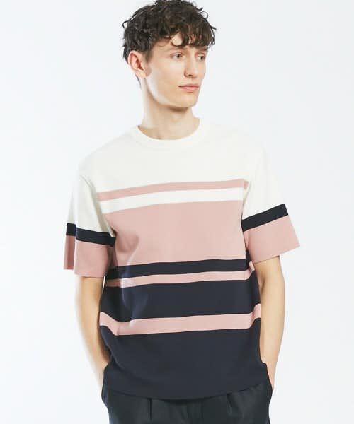 アバハウス_ニットTシャツ
