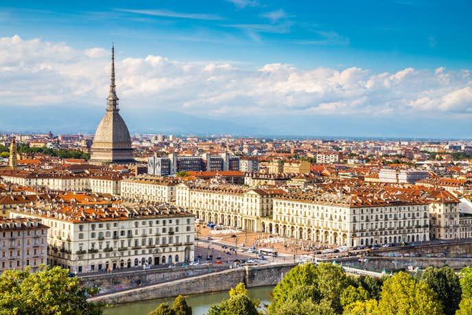 イタリアでおすすめの観光地はトリノ