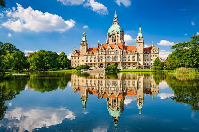 ドイツでおすすめの観光地はハノーファー