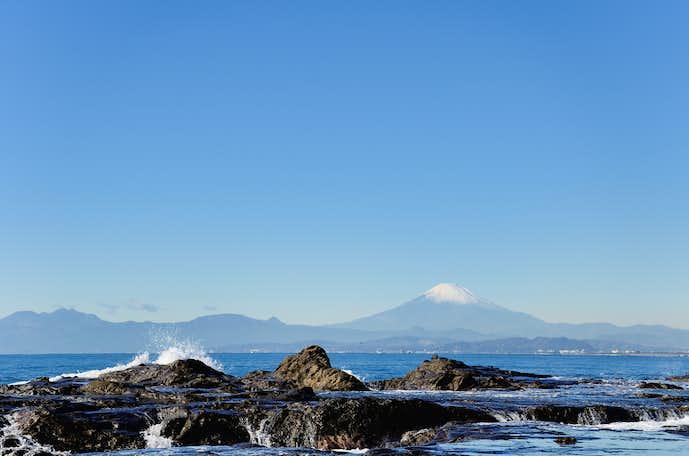 江ノ島でおすすめの観光地は稚児ヶ淵