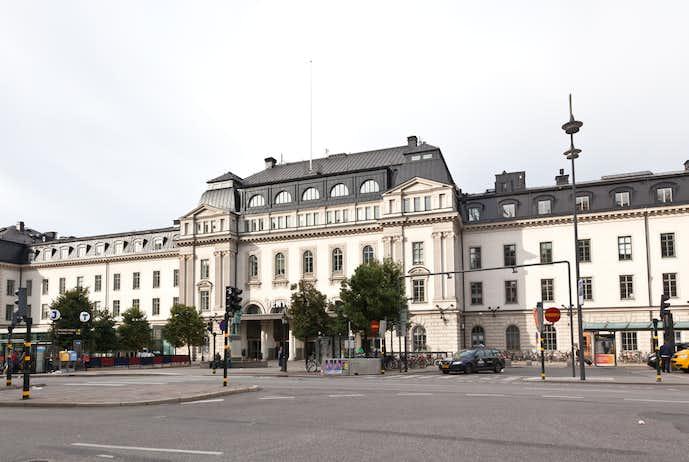 スウェーデンでおすすめの観光地はストックホルム中央駅