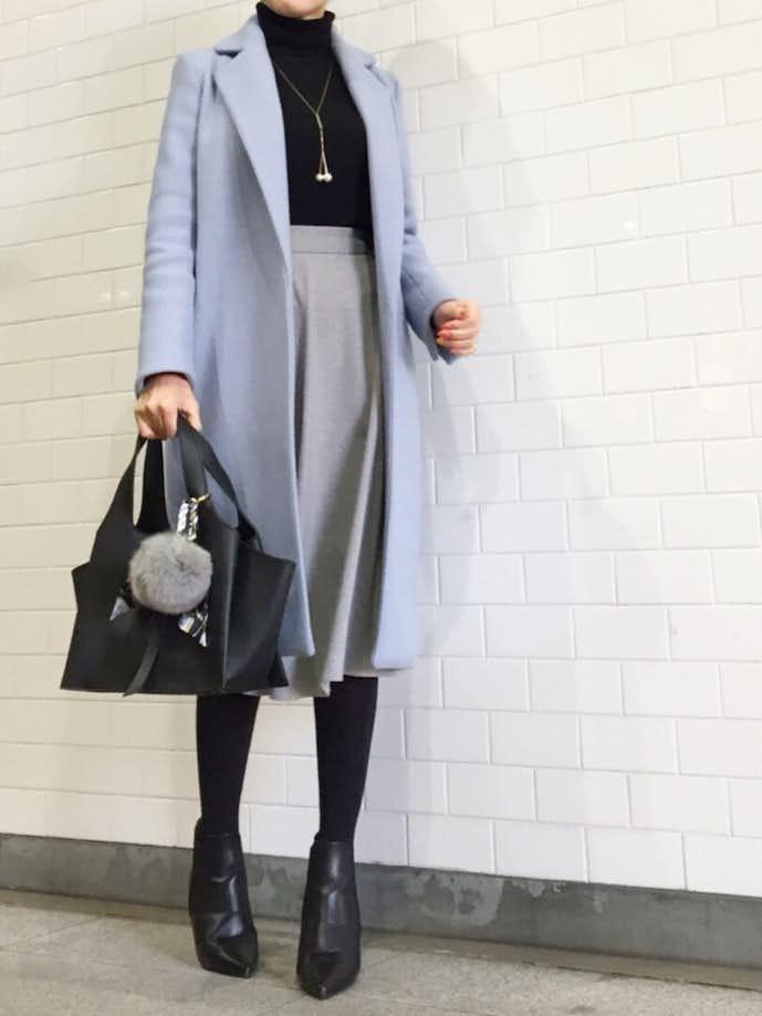 30代女性の冬のお見合いの服装4
