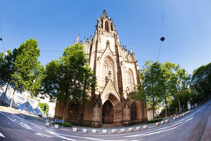 スイスでおすすめの観光地はエリザベート教会