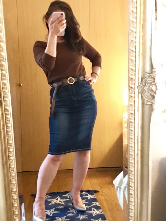 40代女性におすすめのお見合い服装コーデ3