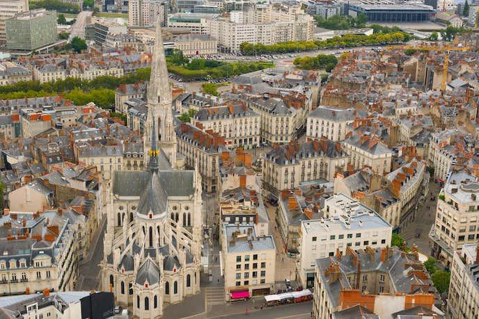 フランスでおすすめの観光地はナント