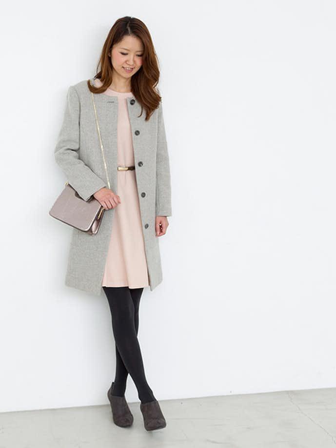 20代女性の冬のお見合いの服装4