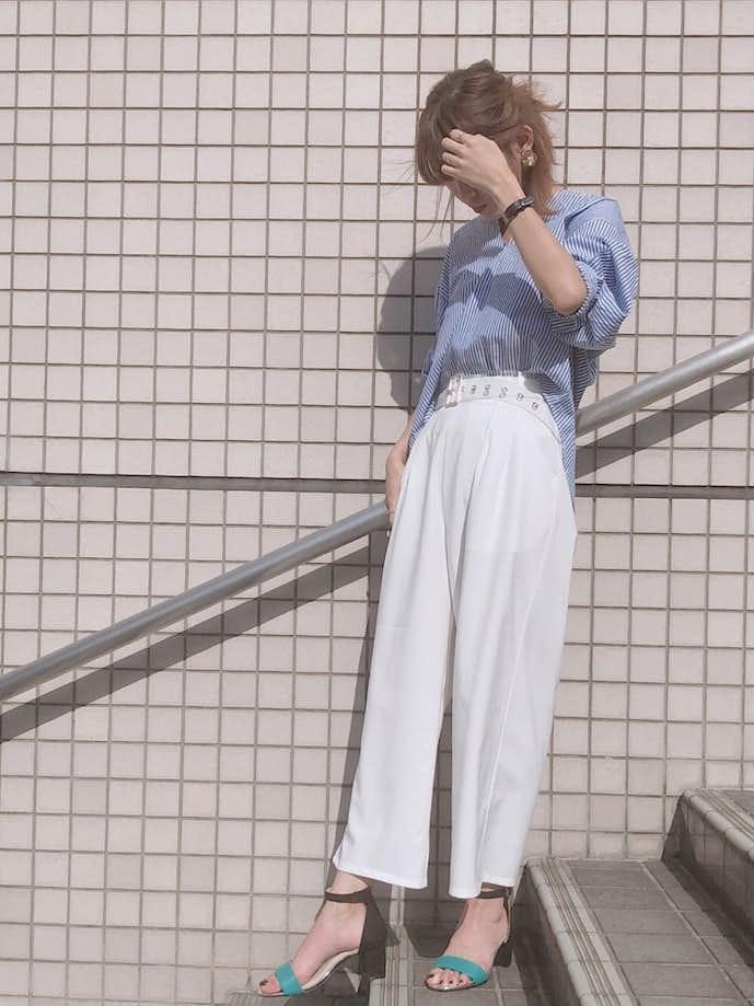 20代女性のお見合いの服装画像3