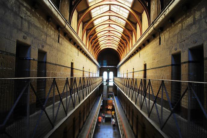 メルボルンでおすすめの観光地は旧メルボルン監獄