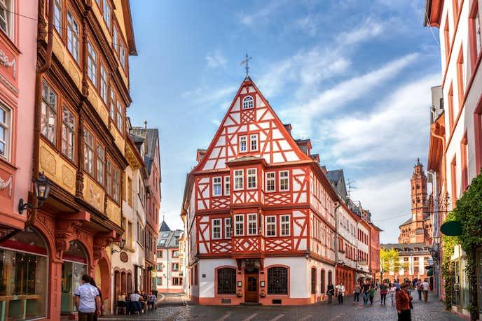 ドイツでおすすめの観光地はマインツ