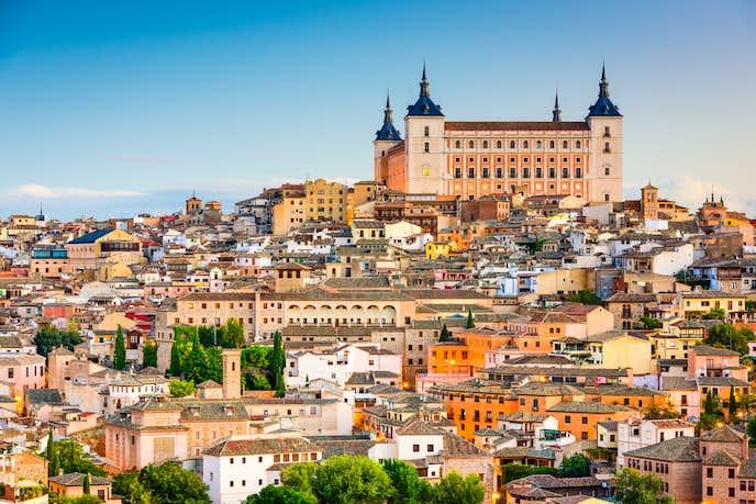 スペインでおすすめの観光地はトレド