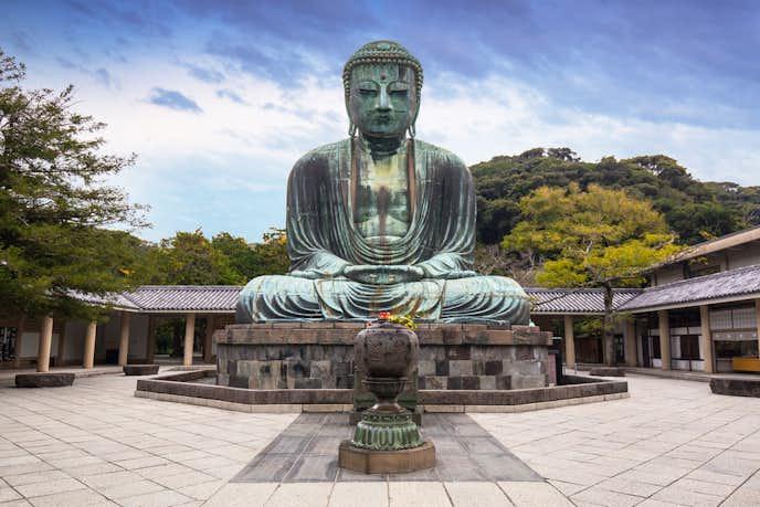 鎌倉でおすすめの観光地は高徳院 鎌倉大仏