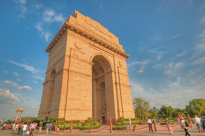 インドでおすすめの観光地はインド門