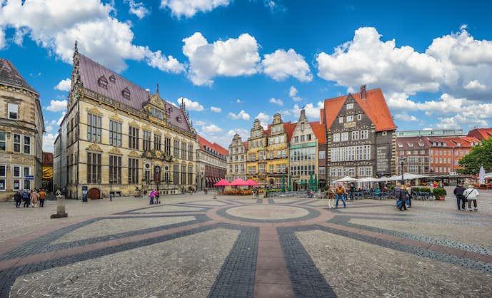 ドイツでおすすめの観光地はブレーメン