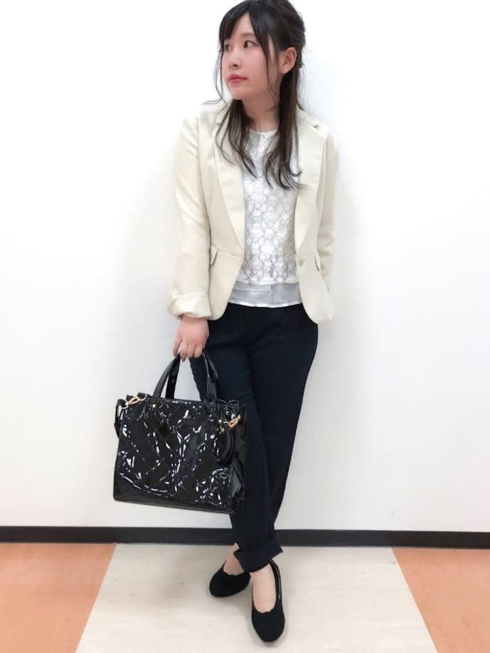 40代女性の冬のお見合いの服装3