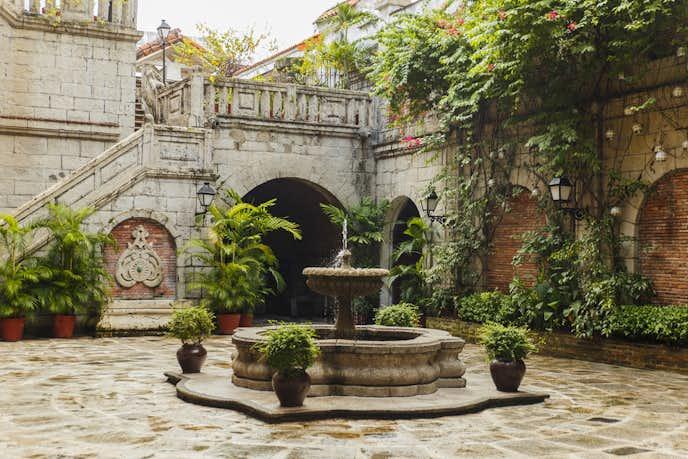 マニラでおすすめの観光地はカーサ・マニラ博物館