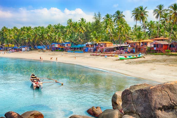 インドでおすすめの観光地はゴア