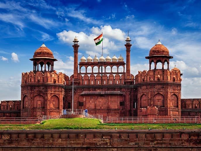 インドでおすすめの観光地はラール・キラー