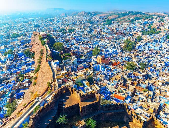 インドでおすすめの観光地はジョドプール