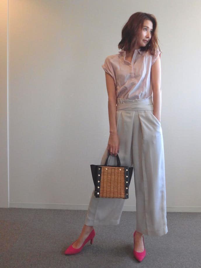 30代女性におすすめのお見合い服装コーデ5