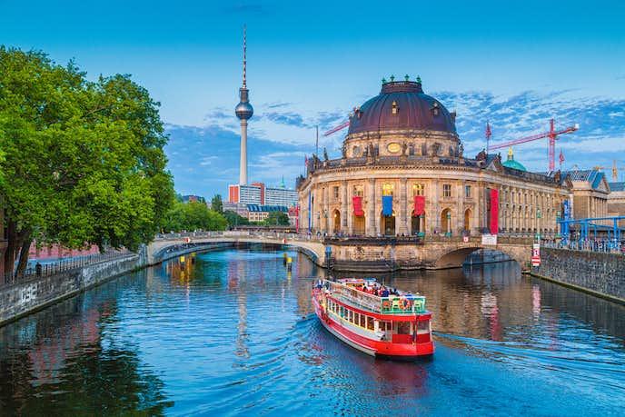 ドイツでおすすめの観光地はベルリン