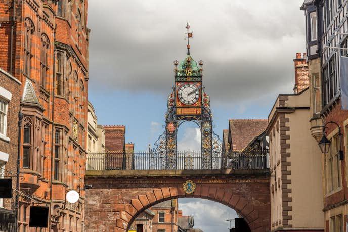 イギリスでおすすめの観光地はチェスター