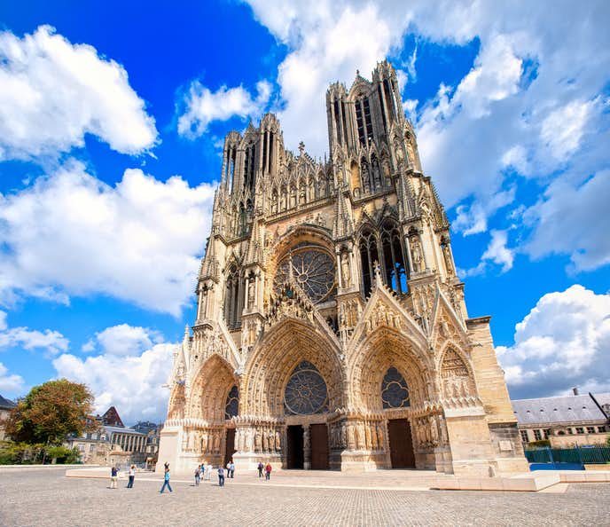 フランスでおすすめの観光地はランス