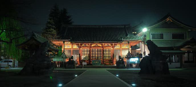 浅草でおすすめの観光地は浅草神社