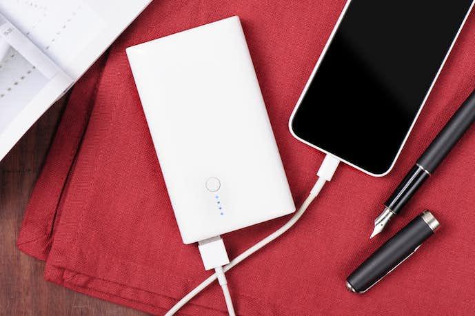 おすすめのモバイルバッテリーをタイプ別に公開