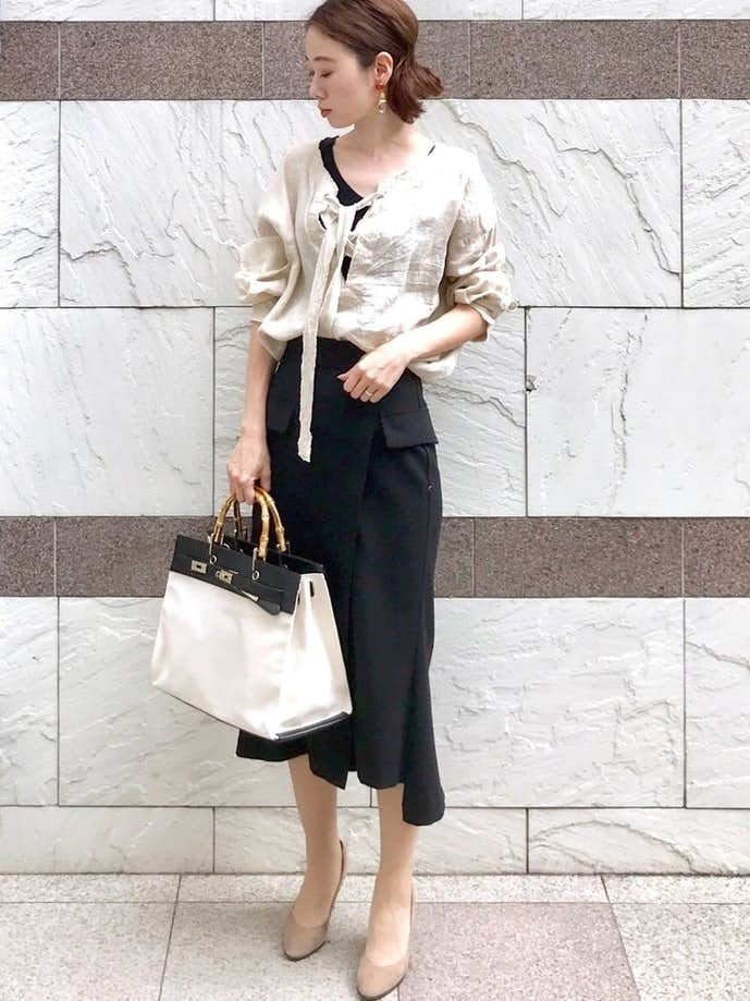 30代女性におすすめのお見合い服装コーデ4