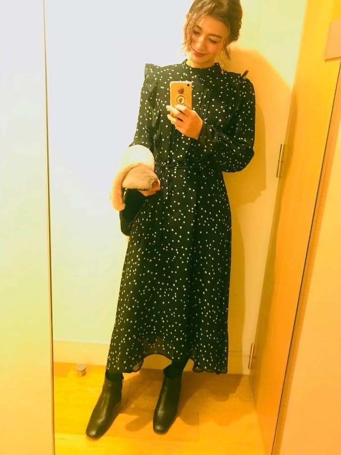 30代女性のお見合いの服装画像3