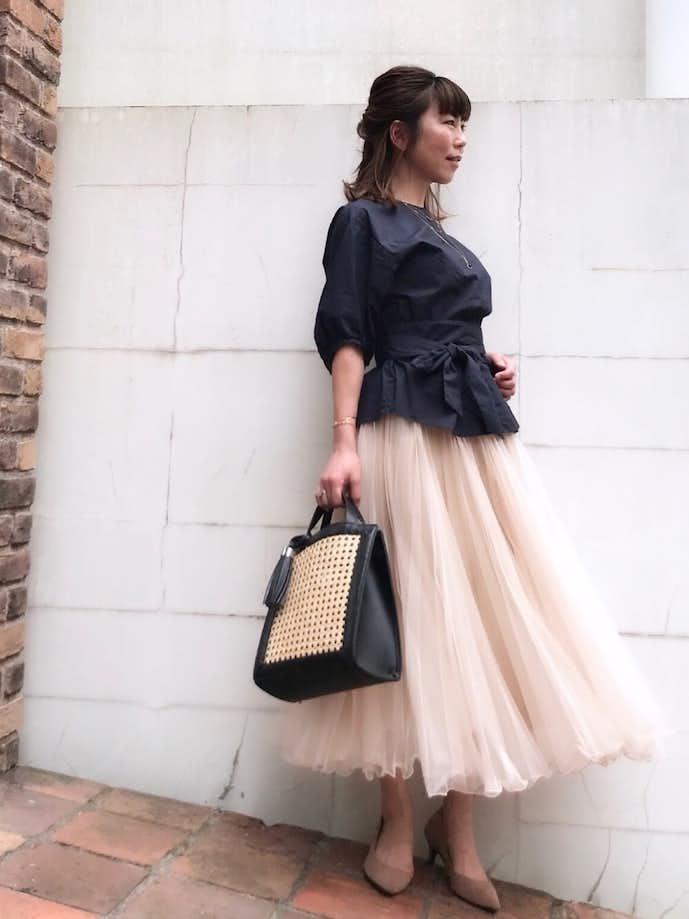 40代女性のお見合いの服装画像1