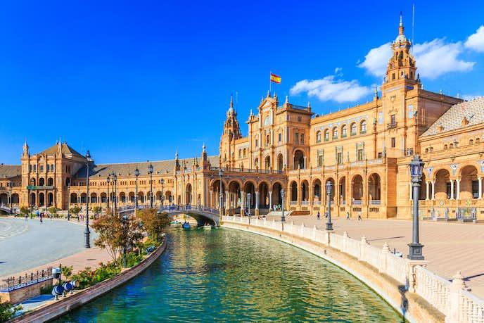 スペインでおすすめの観光地はセビリア