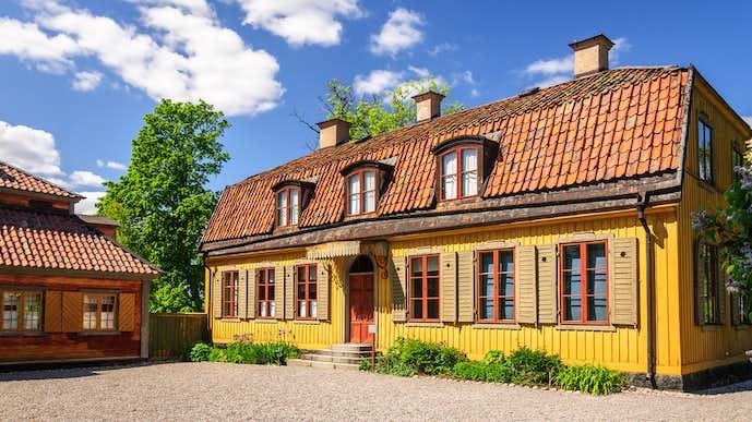 ストックホルムでおすすめの観光地はスカンセン