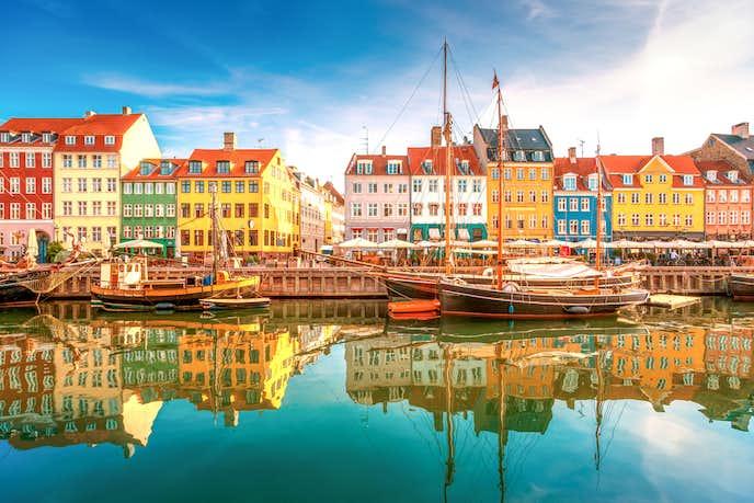 コペンハーゲンでおすすめの観光名所