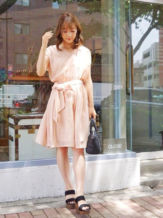 20代女性におすすめのお見合い服装コーデ2