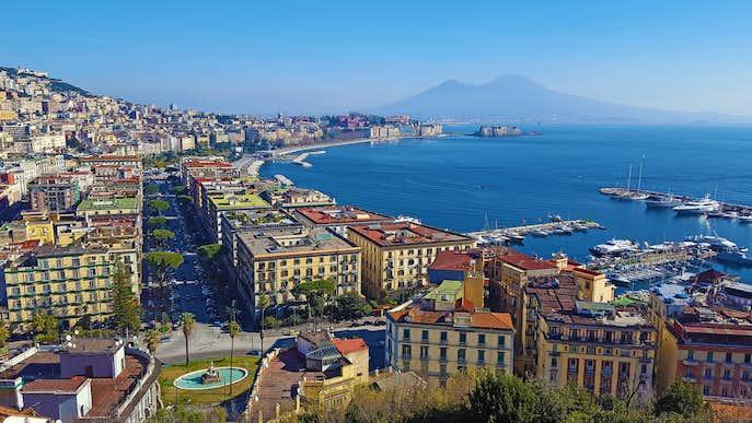 イタリアでおすすめの観光地はナポリ