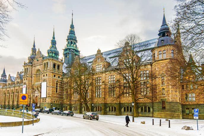 ストックホルムでおすすめの観光地は北方民俗博物館