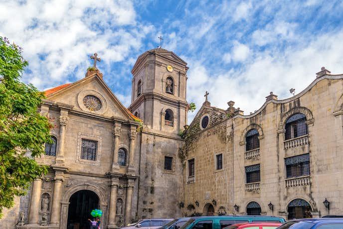 マニラでおすすめの観光地はサン・アグスティン教会