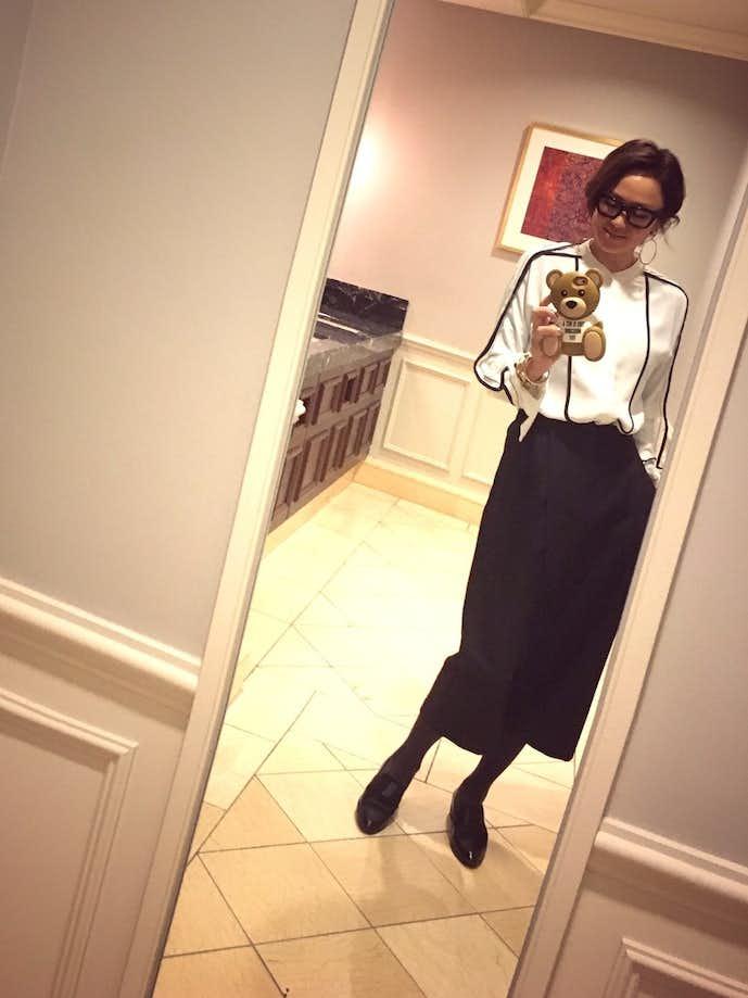 40代女性のお見合いの服装画像4