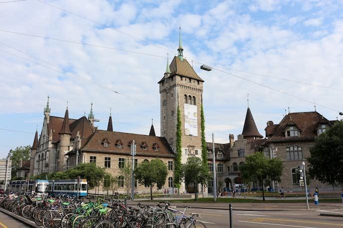 スイスでおすすめの観光地はスイス国立博物館
