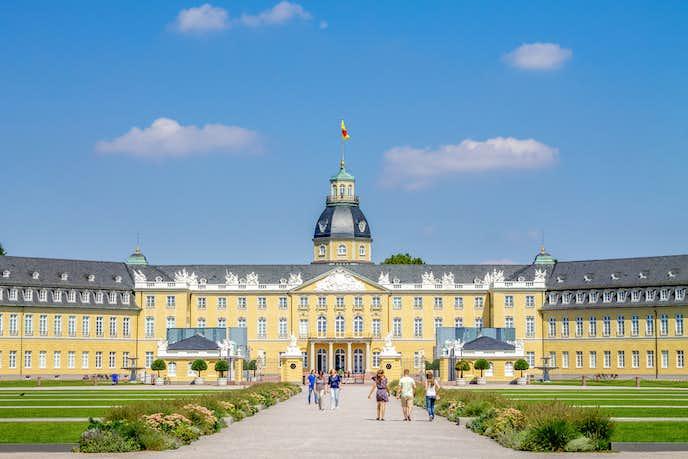 ドイツでおすすめの観光地はカールスルーエ