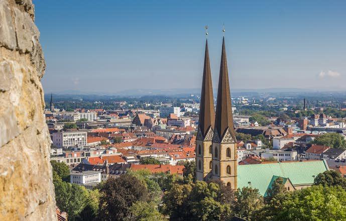 ドイツでおすすめの観光地はビーレフェルト