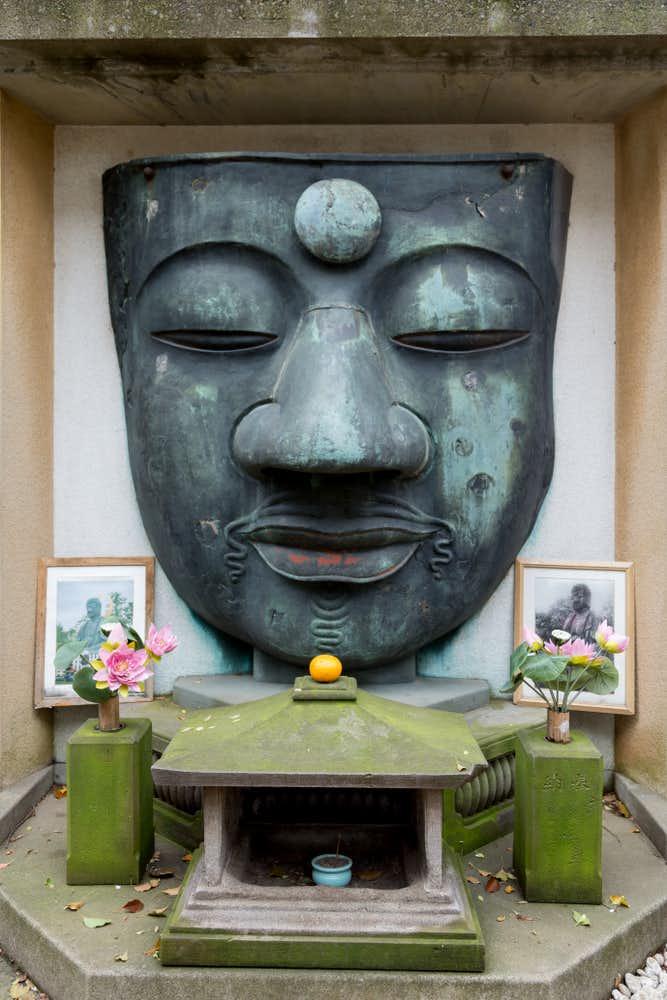上野でおすすめの観光地は上野大仏