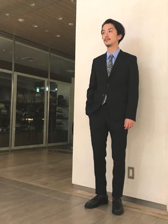 20代男性のお見合いの服装画像5