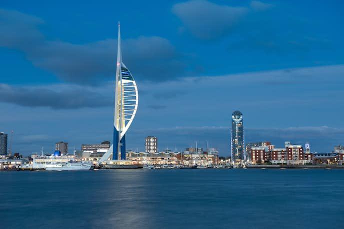 イギリスでおすすめの観光地はポーツマス